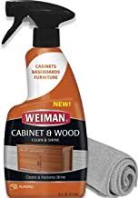 what is the best cleaner for wooden cabinets wood cabinet cleaner