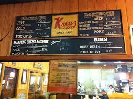 itty bitty foodies kreuz market lockhart texas itty bitty foodies
