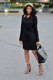the little black dress simple yet chic and elegant effortless lady