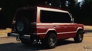 Pajero Wagon Mitsubishi Pajero I Wagon For Gta 4