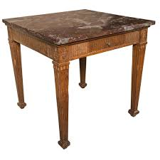 table legs for marble top italian square fluted apron and leg walnut table with siena marble
