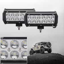 30 Led Light Bar by 7 Inch Off Road Led Light Bar Cree Led 36w 30 Degree Spot Beam Car