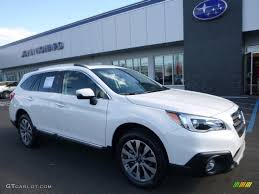 subaru outback tungsten 2017 2017 crystal white pearl subaru outback 2 5i touring 116806296
