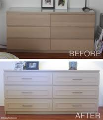 Upscale Ikea Ikea Malm Before And After Http Thiswayhome Co Diy