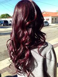 coke blowout hairstyle 10 different shades of red hair dye burgundy hair coke and hair