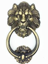 cool door knockers unidecor large antique lion door knocker lion head door handle