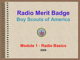 radio merit badge boy scouts of america ppt video online download