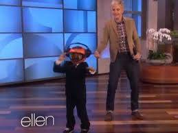 daft punk u0027in u0027ellen u0027 puts kids in last minute halloween costumes