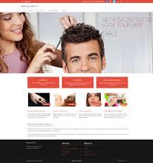 beauty salon website in 15 minutes izmoweb com