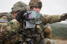 Alaska defense travel system images Rugged alaska terrain sees field artillery soldiers test new laser JPG