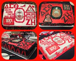 delta sigma theta cakes custom cakes by cake