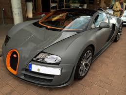 matte grey bugatti veyron grand sport vitesse in stuttgart gtspirit