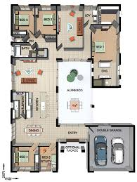 entertaining house plans pretty looking house plans for entertaining outside 10 center