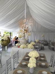 tent draping tent draping chandeliers chiavari chairs staging lounge furniture