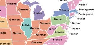 the most common languages spoken in the u s after and