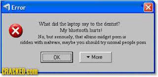 Message Meme - cracked error message 7 funny error messages know your meme