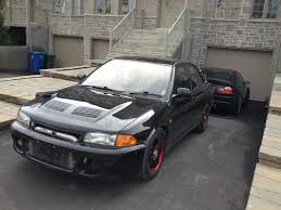 mitsubishi evolution 1 jdm evo 1 track car project build thread lots of pics end of
