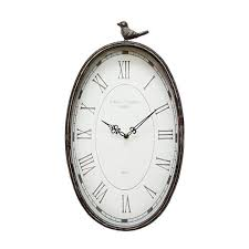 Jcpenney Home Decorating Stratton Home Décor Antique Oval Clock Jcpenney