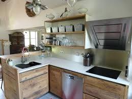 plaque inox cuisine ikea cuisine en inox cuisine inox et bois plaque en inox pour cuisine