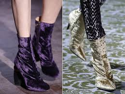 womens boots trends 2017 top winter 2017 shoes trends from runways fashionglint