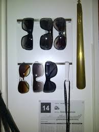 Ikea Hack Charging Station Ikea Hackers Sunglass Organizer Perfect Way To Display All