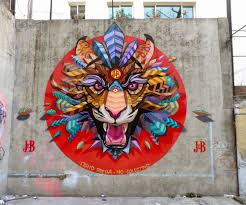 by farid rueda in mexico 2 15 lp mural reference pinterest farid rueda unveils a new series of murals on the streets of mexico street art
