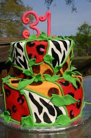 101 best animal print cakes images on pinterest conch fritters