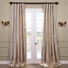 dallas silk taffeta satin stripe curtains drapes