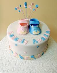 booties baby shower cake d cake creations