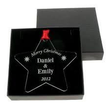 personalised christmas bauble couple special couple christmas