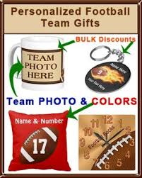 engraved football gifts personalized football team gift ideas ornament football team