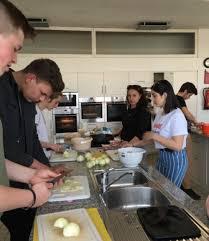 bac pro cuisine montpellier bitburg 2018 lycée professionnel charles de gaulle sète