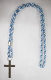 clergy cords clergy rope and cross crc menz fashion