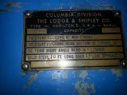 lodge and shipley press brake call 616 200 4308