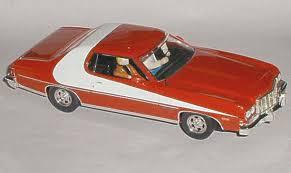 Ford Gran Torino Starsky And Hutch Scalextric Car Restorations