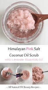 cheap himalayan salt l diy himalayan salt scrub and bath salts