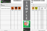 Chemical Inventory Template Excel by Chemical Inventory Template Excel