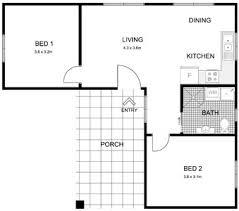 granny flat floor plan this floor plan is the ultimate solution for your parents or