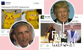 Obama Care Meme - obamacare vs trumpcare has become the sickest meme war on twitter