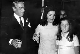 caroline kennedy children the real story behind the wedding of jackie kennedy and aristotle
