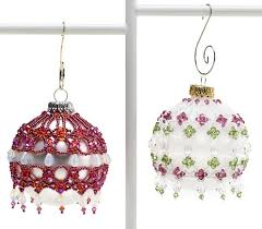 241 best 3 beaded ornament covers images on