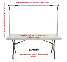 table banners and signs how to hang a banner over a table banners doterra and business