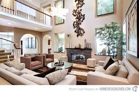 ideas to decorate a living room high ceiling living room decor ideas ceiling beams and wall art