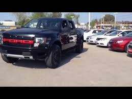 used ford trucks ontario used 2011 ford f 150 svt raptor for sale in oshawa
