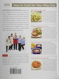 cooking for two 2012 america u0027s test kitchen editors at