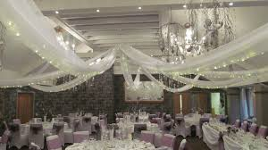 Celing Drapes Wedding Ceiling Drapes Manchester And The Northwest