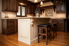 Kitchen Island With Corbels Tantalizing U0026 Timeless