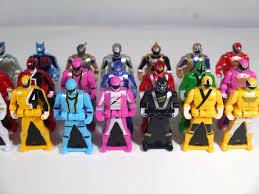 power rangers wild force shukuenshinobi