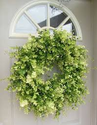 spring door wreaths front door wreaths for spring and summer make the house looks
