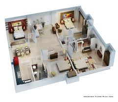 755 Best Images About Interior Design India On Pinterest Isometric Floor Plan Render In 3d By Pradipta Seth At Coroflot Com